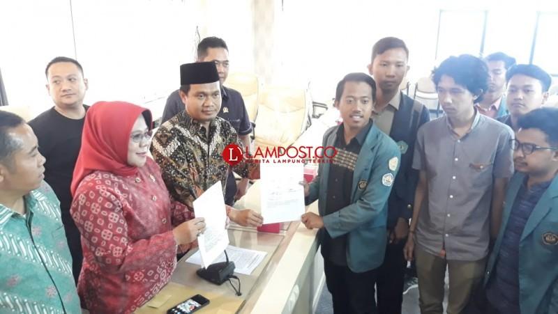 DPRD Lampung Tindak Lanjuti Rekomendasi Penolakan RUU