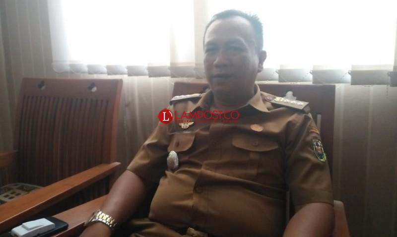 Penjelasan Camat Sukarame Seputar Pengunduran Diri 8 Ketua RT