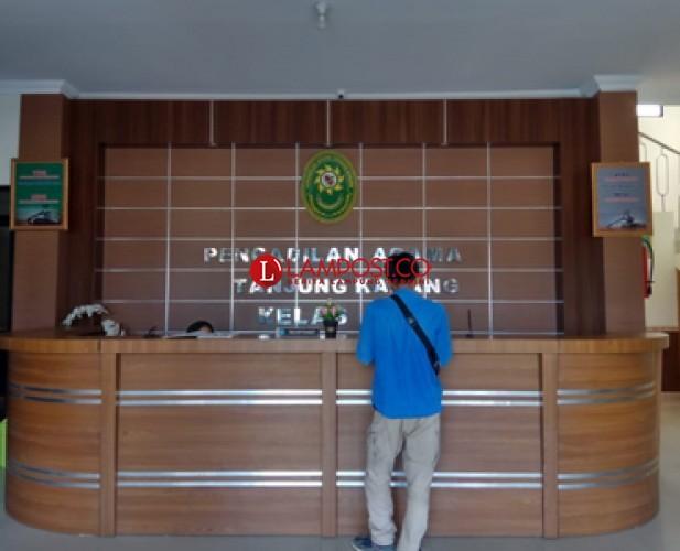 Angka Perceraian di Bandar Lampung Meningkat