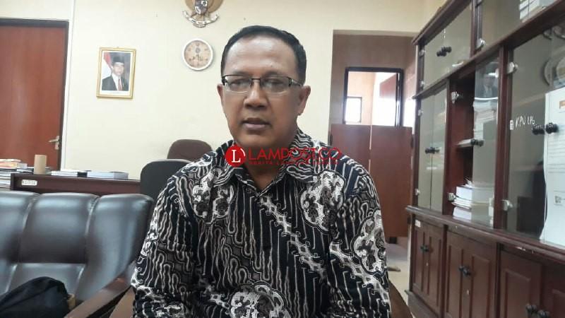 Karomani Siapkan Nanang Trenggono Sebagai Jubir Rektor Unila