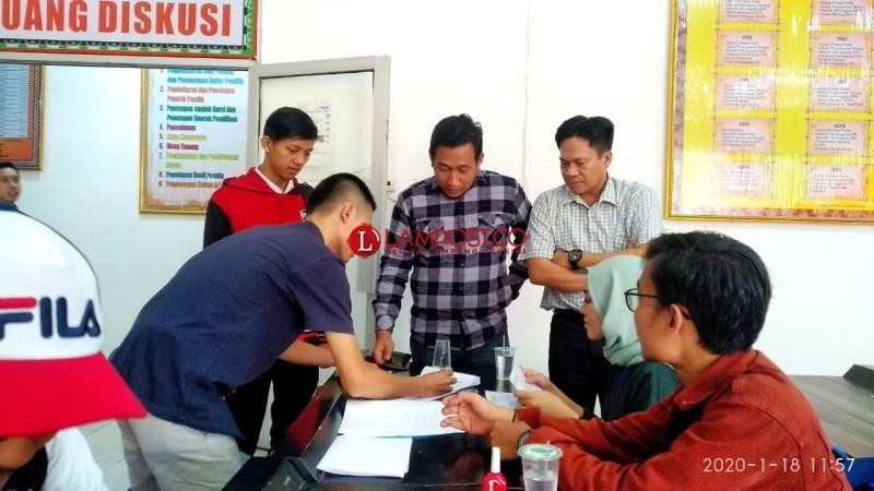 Bawaslu Kota Awasi Ketat Proses Pendaftaran PPK