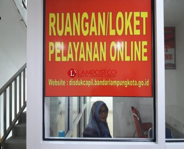 Pembuatan Data Kependudukan di Bandar Lampung Bisa Via Online