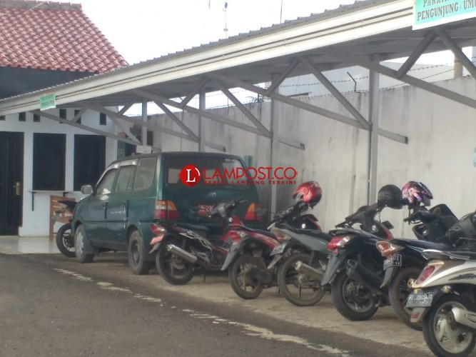 Motor Juru Sita PN Kotabumi Digondol Maling