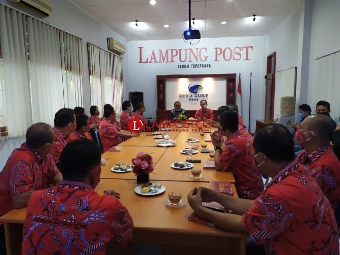 PSMTI Sambut Kehadiran Metro Xin Wen di Lampung