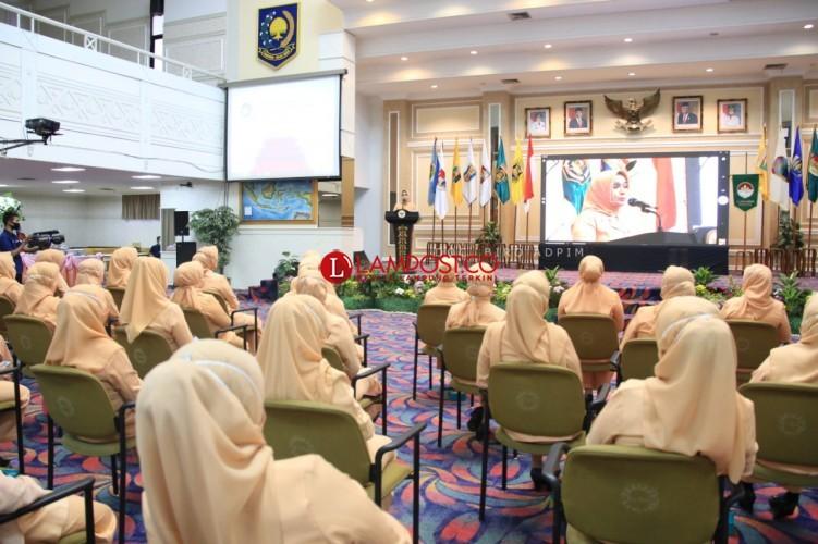 Dharma Wanita Dituntut Berperan Aktif Dukung Lampung Berjaya