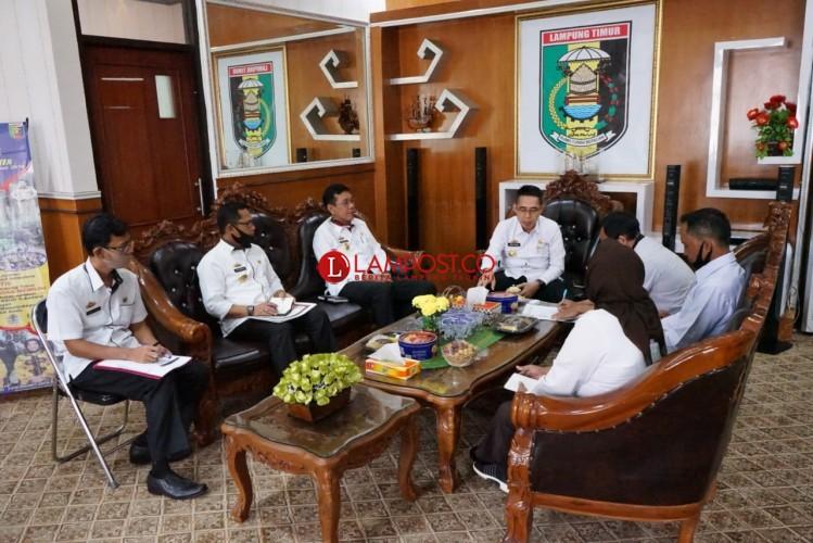 Tanya Kejelasan P3K, Pemkab Lamtim akan Surati Kementerian Terkait