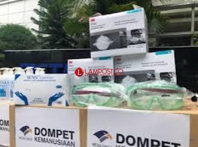 Donasi Dompet Kemanusiaan Media Group Terkumpul Rp21,344 Miliar