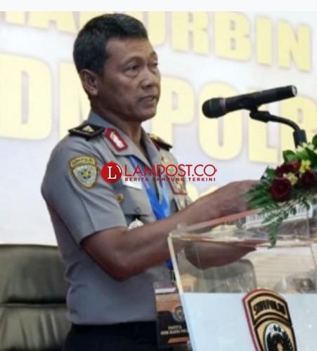 Brigjen Sudarsono Jadi Widyaiswara Sespim, Wakapolda Lampung Diisi Brigjen Subiyanto