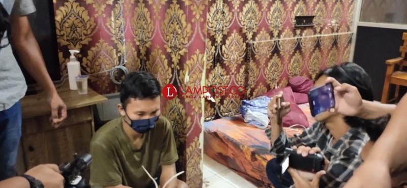 Imron dan Rekannya Gasak 13 Motor di Bandar Lampung