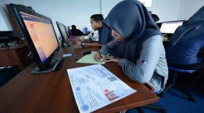 16.100 Peserta SBMPTN Jalani Ujian di Unila