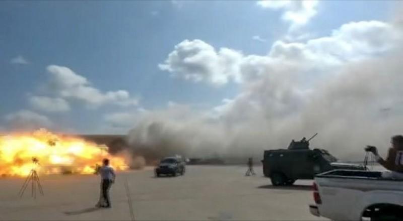 16 Orang Tewas Akibat Serangan Rudal di Bandara Yaman