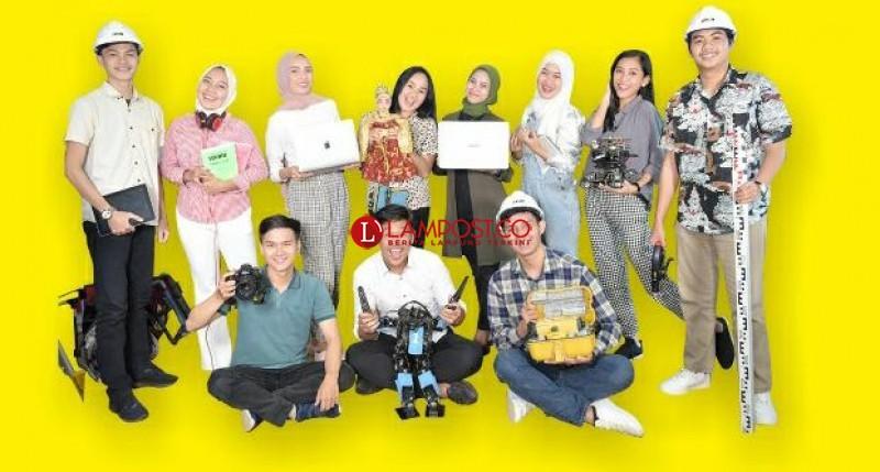 Teknokrat Masuk 4 Besar Kampus Terbaik di Lampung