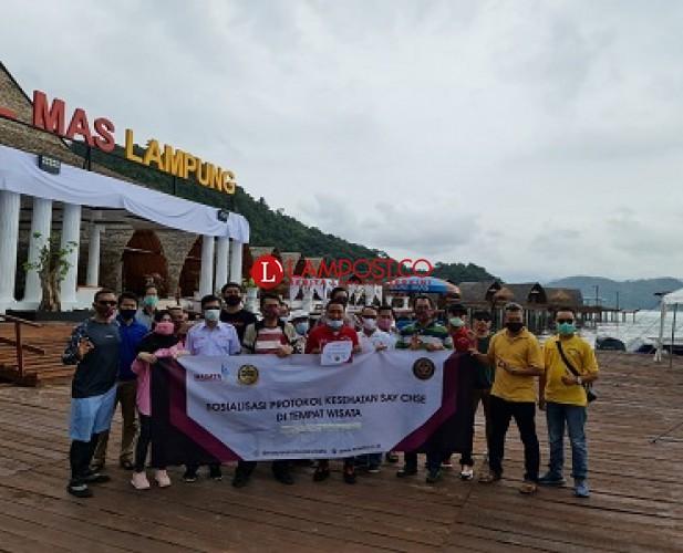 Tegal Mas Raih PiagamDestinasi Wisata Bersih, Sehat, Aman, dan Menjaga Lingkungan