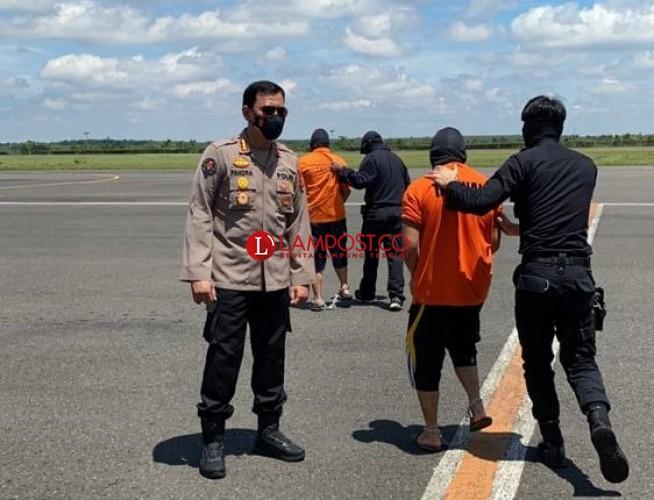 Setahun 228 Teroris Ditangkap, 15 dari Lampung