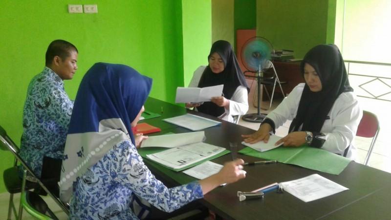 161 Tenaga P3K Kabupaten Lamtim LengkapiBerkas Penetapan Nomor Induk