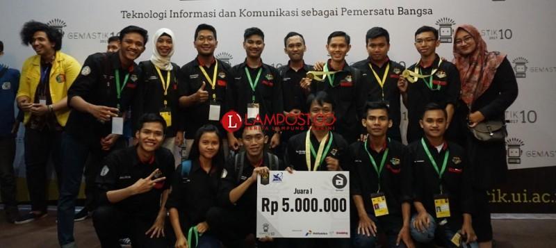 Universitas Terbaik di Lampung, Film Mahasiswa Teknokrat Pembuka JAFF 2020