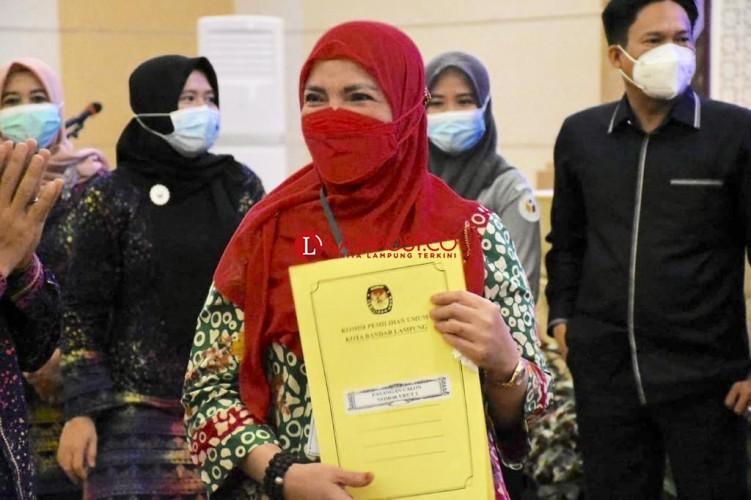 Rekam Jejak Eva Dwiana Meniti Jabatan Wali Kota