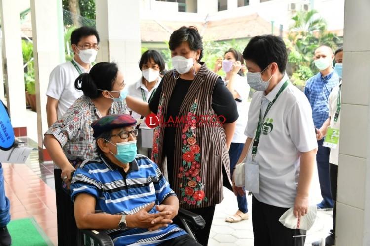Kolaborasi Masyarakat dan Pemerintah Percepat Proses Vaksinasi
