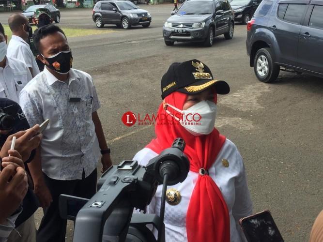 Eva Dwiana: Jangan Salahkan Pemkot Jika Bakso Sony Tetap Seperti Itu