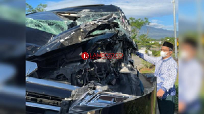 Ketum MUI KH Miftachul Akhyar Kecelakaan di Tol Semarang-Solo