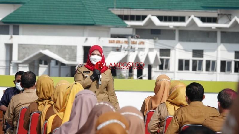 Pemkot Bandar Lampung Cairkan Gaji ke-13 ASN