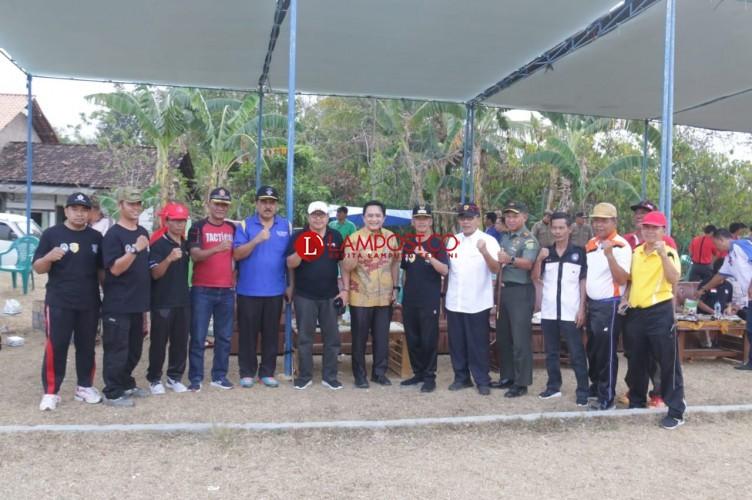 17 Klub Sepak Bola Ramaikan Kompetisi Piala Soeratin U-17 Zona Lampung