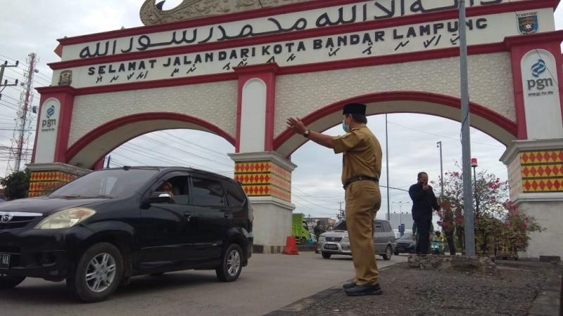 17 Orang Reaktif Covid-19 Saat Memasuki Bandar Lampung