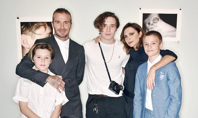 Ulang Tahun, David Beckham Dapat Kejutan Spesial