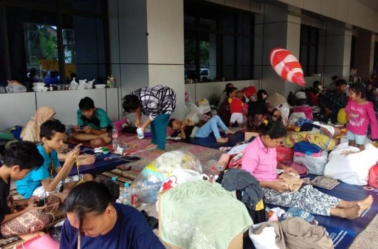 173 Ribu Warga Jabodetabek Masih Mengungsi