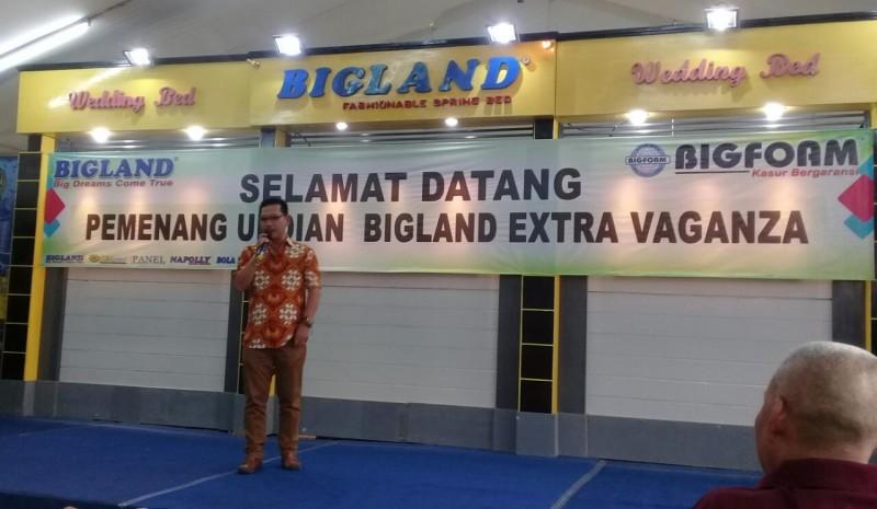 18 Konsumen Lampung Raih Undian Extra Vaganza