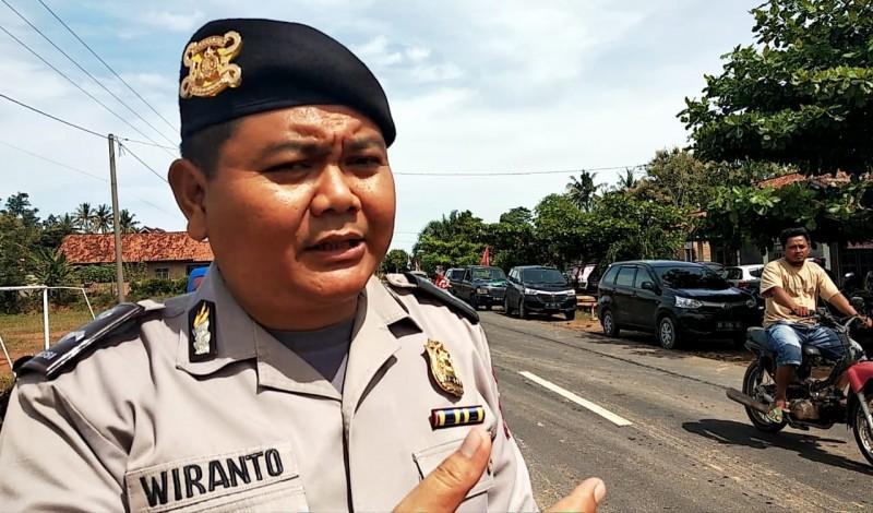 18 Personel Polisi Kawal Pendistribusian Logistik di Tubaba
