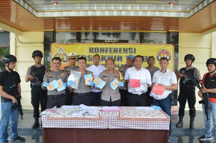 18 Ribu Pelanggar Lalu Lintas di Tulangbawang Ditindak Selama 2019