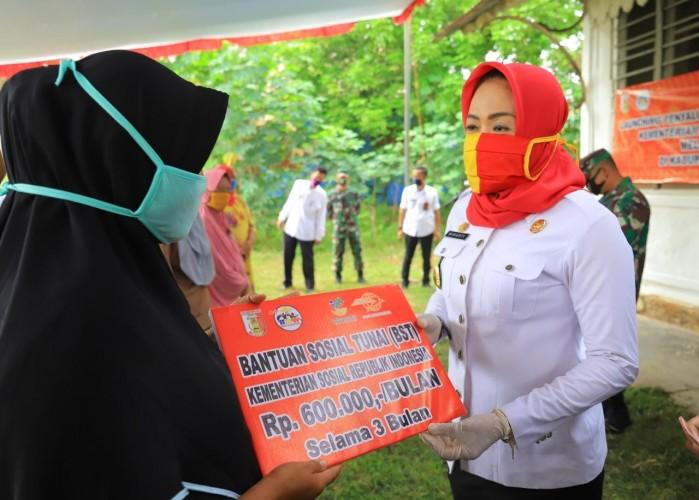 19.557 Keluarga di Tuba Dapat Bantuan Uang Tunai