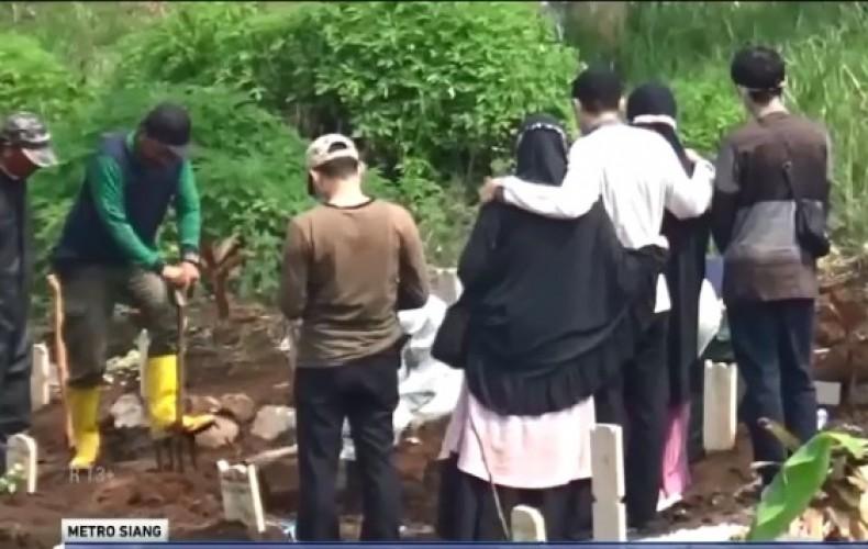 196 Makam Jenazah Covid-19 Dibongkar, Ini Penjelasan Pemkot Bandung