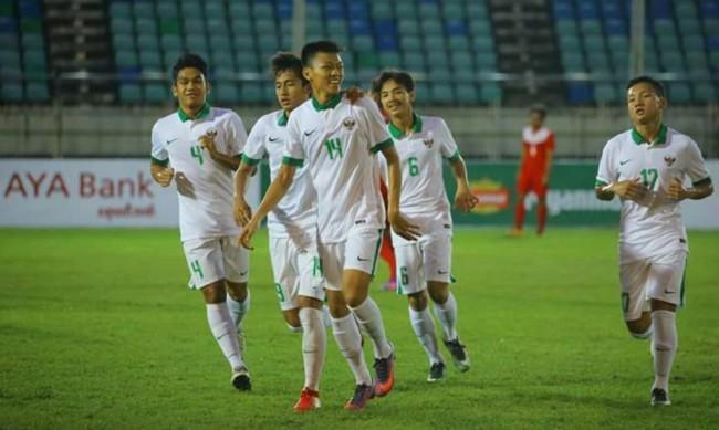 Timnas U-19 Bantai Filipina 9-0