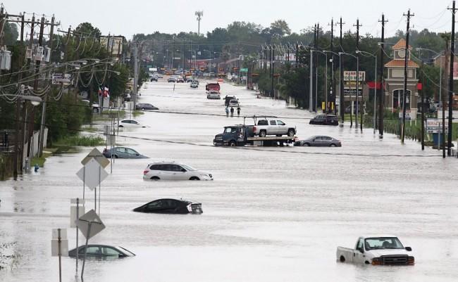 Terus Meluas, Badai Harvey Bergerak ke Louisiana