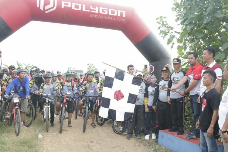 2.300 Pesepeda IkutiGowez Nasional Jelajah Nusantara 2019