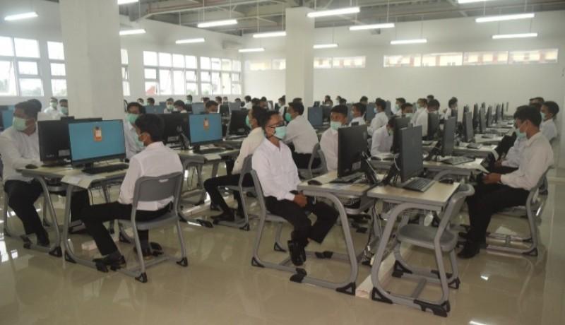 2.525 Orang Mendaftar Seleksi CPNS Tanggamus