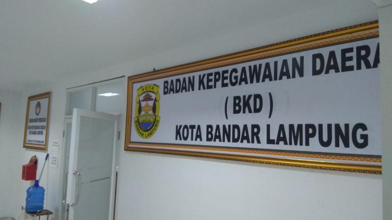 2.611 Pendaftar CPNS di Bandar Lampung Sudah Unggah Berkas