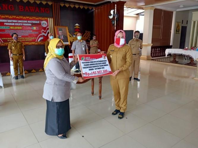 2.909 Non-ASN Tulangbawang Sudah Terlindungi BPJamsostek