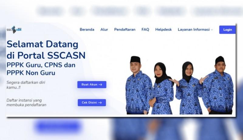 2.916 Pelamar Sudah Daftar CPNS Pesawaran
