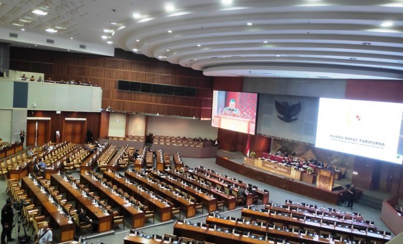 2 Fraksi DPR Tertutup soal Status Covid-19 Anggota