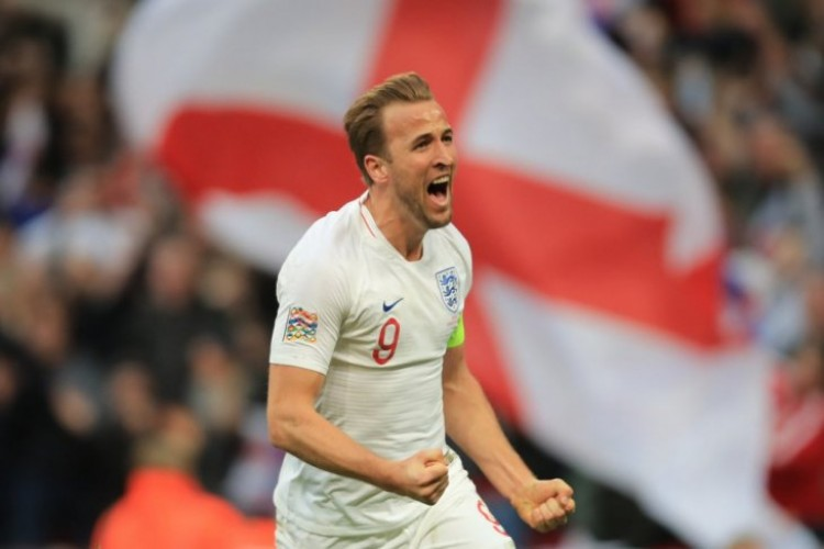 2 Gol Akhir Loloskan Inggris ke Semifinal UEFA
