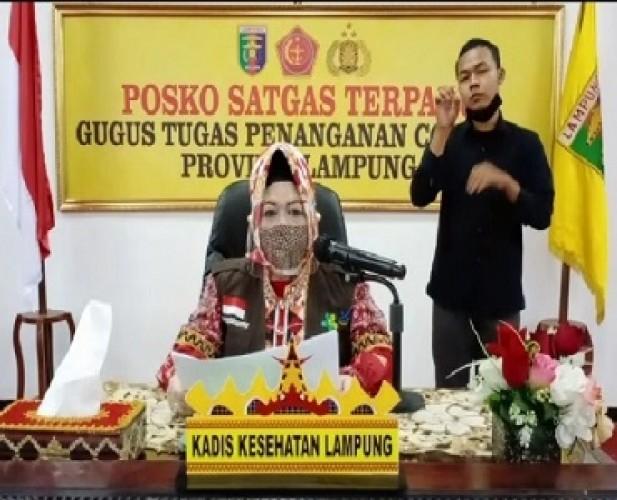 2 Warga Bandar Lampung Positif Covid-19 Usai Melayat ke Jakarta