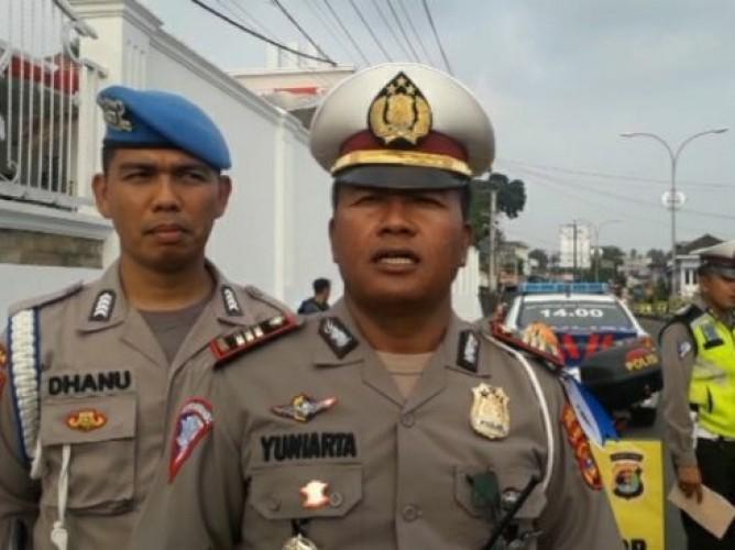 20 Motor Disita dalam Operasi Patuh di Tanggamus