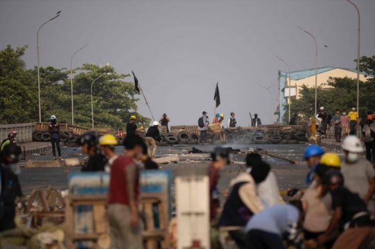 20 Orang Tewas dalam Kerusuhan Terbaru di Myanmar