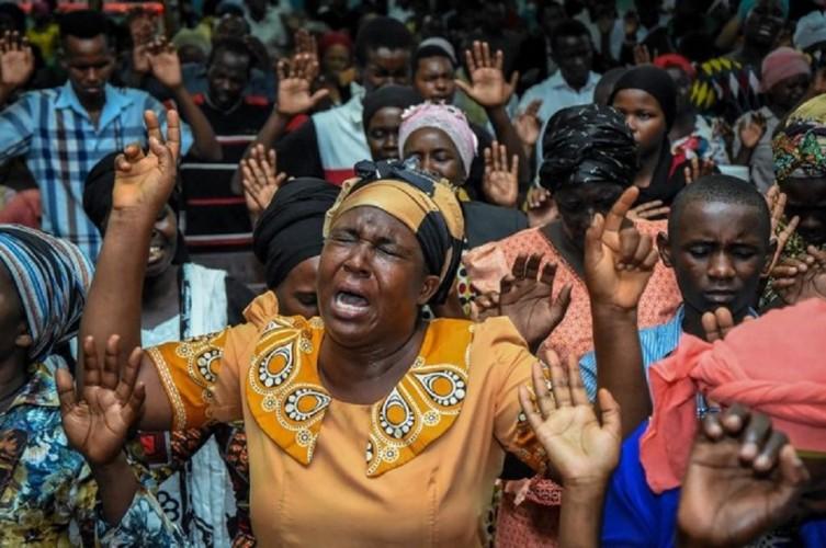 20 Orang Tewas Terinjak-injak dalam Kebaktian di Tanzania