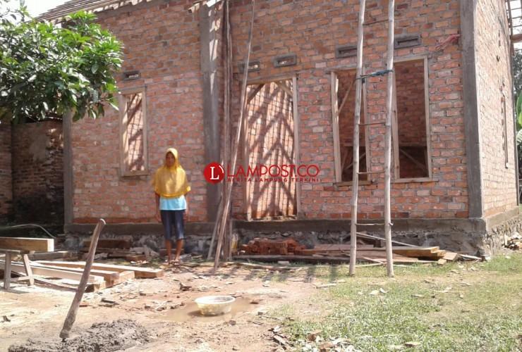20 Rumah di Desa Batu Nangkop Terima Bantuan Bedah Rumah