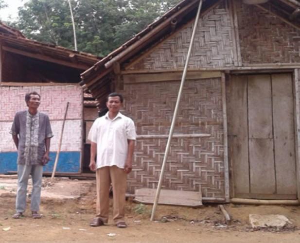 20 Unit Rumah Tidak Layak Huni Dapat Bantuan Program BSPS