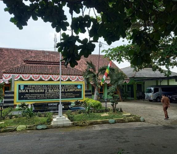 200 Siswa SMAN 2 Bandar Lampung akan Divaksin di Hadapan Presiden